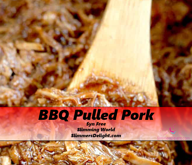 Slimming World Syn Free Barbecue Pulled Pork