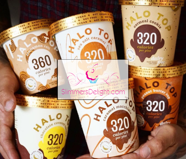 Halo Top Ice Cream Slimming World Syn Guide