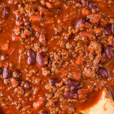 Syn Free Beef Chilli Con Carne